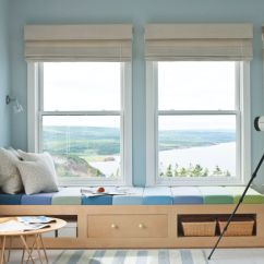 Teal Accents Living Room Yellow Chair 10 Best Beach-inspired Paint Colors