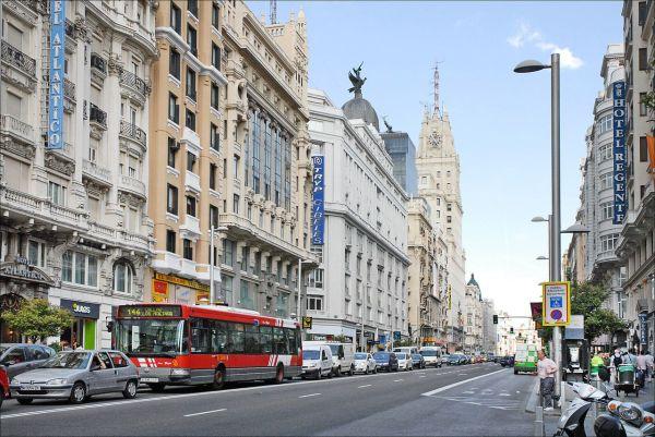 Stay In Madrid Spain