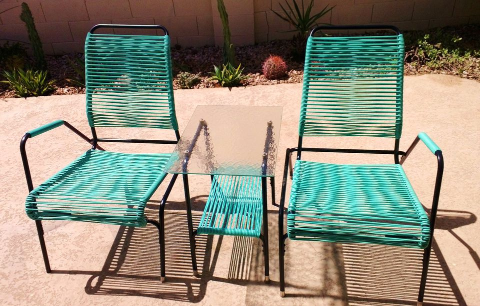A Guide to Buying Vintage Patio Furniture
