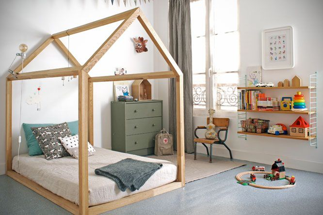 how to design a montessori bedroom for your toddler