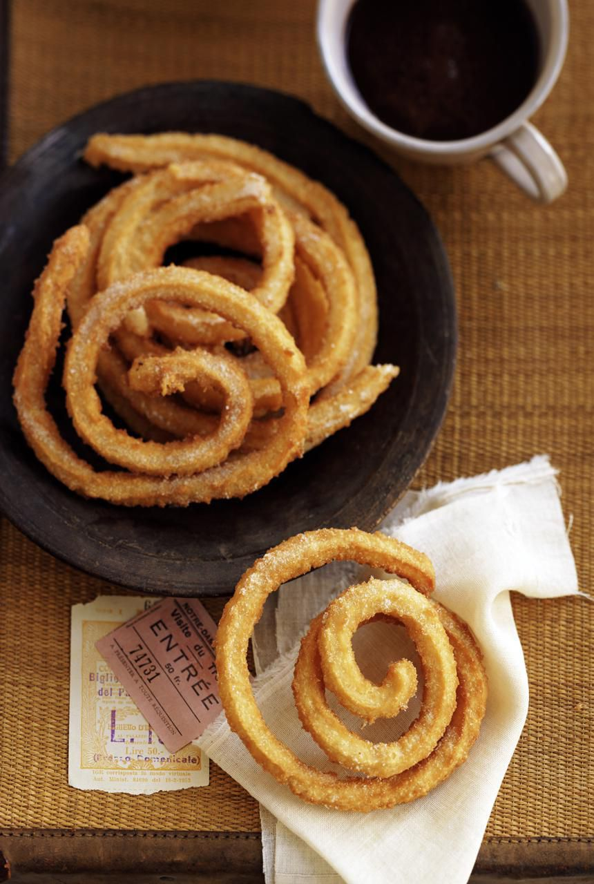Easy Spanish Churros Recipe