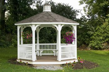 What Is A Gazebo Used For In A Landscape