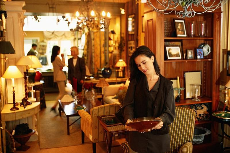 Best Antique Shopping in the Washington DC Area