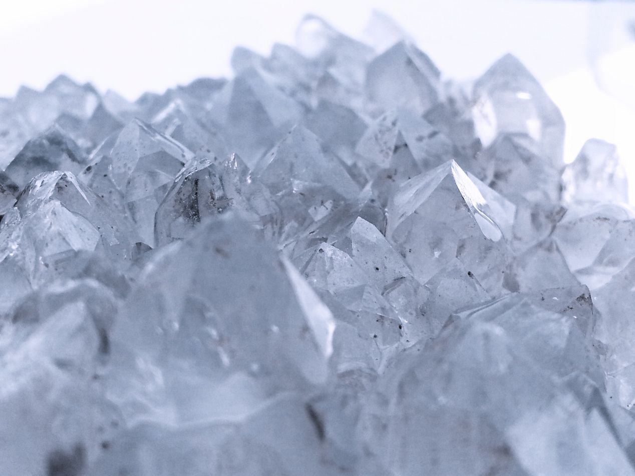 farm kitchen decor waypoint cabinets what is a crystal? and which crystals are best for me?