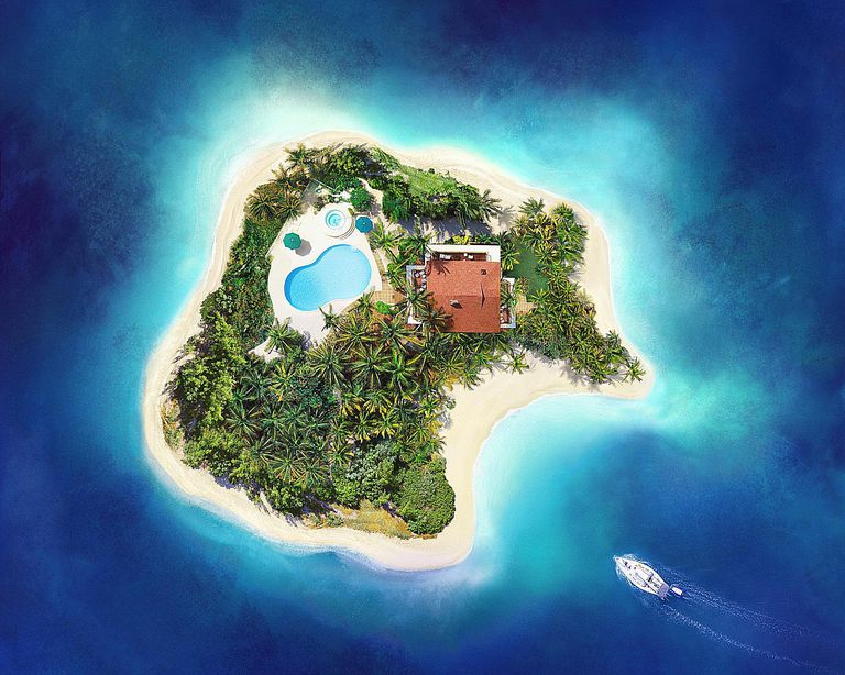 Smallest Countries in the World Photo Gallery