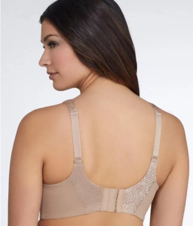 Leading Lady back smoothing bra