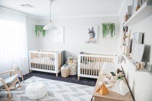 18 Inspiring Twin Nursery Ideas