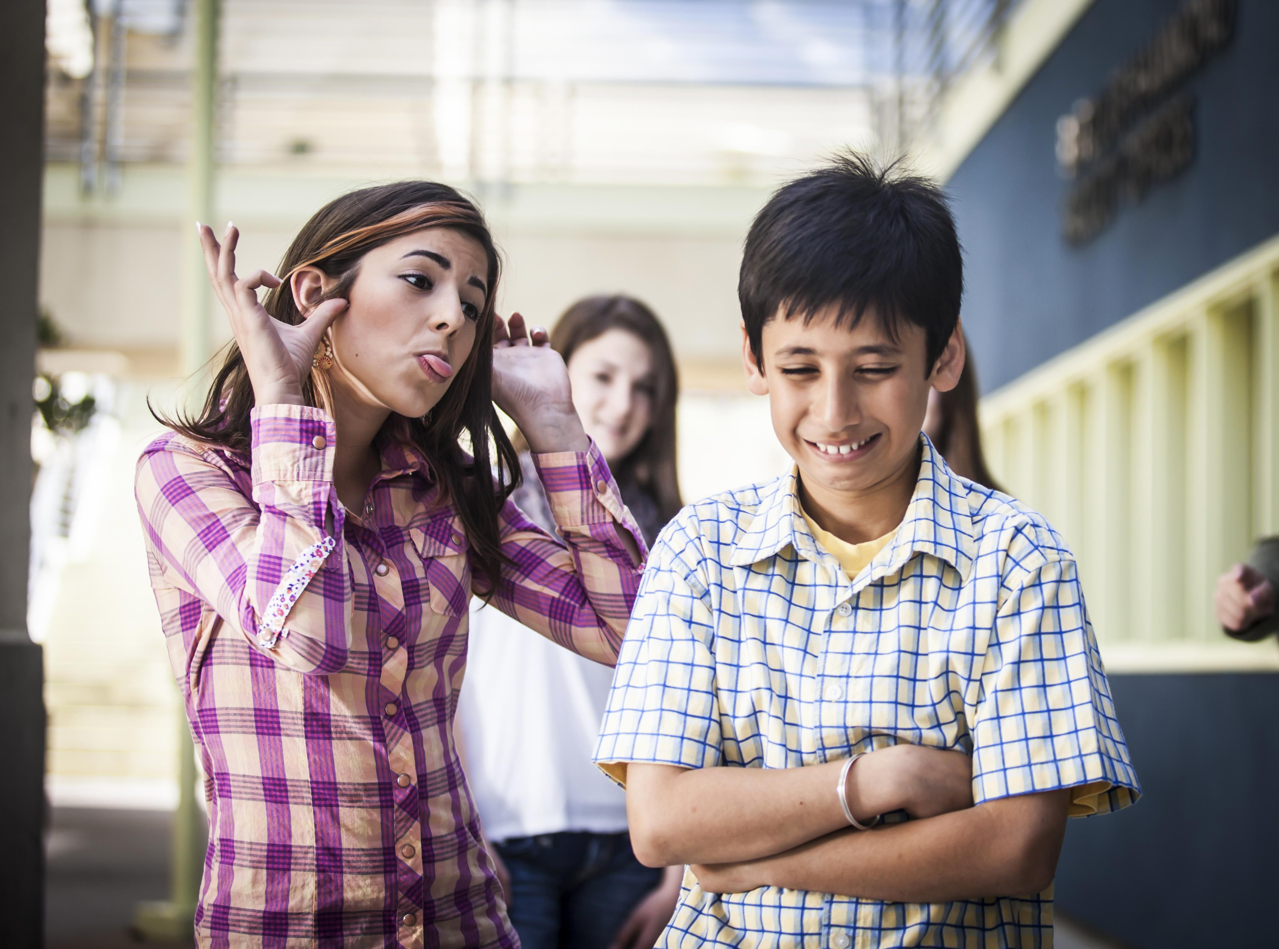 How Schools Should React To Reports Of Bullying