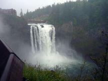 Salish Lodge Snoqualmie Falls