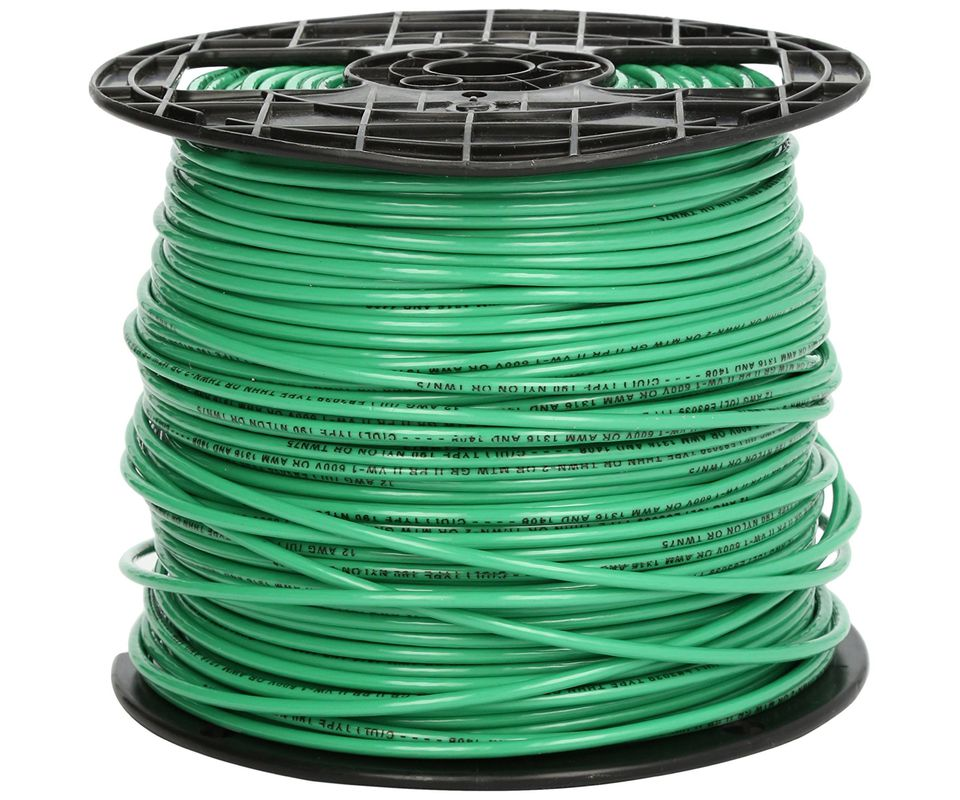 House Wiring Cable Thickness