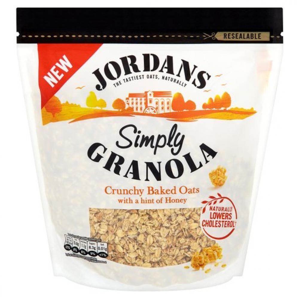 Jordans Simply Granola 750 g | Approved Food