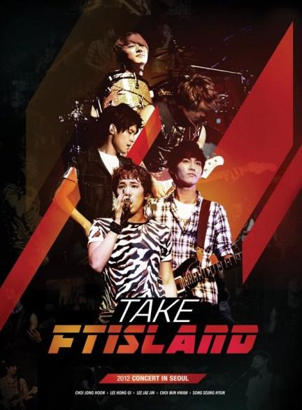 TAKE FTISLAND DVD 03