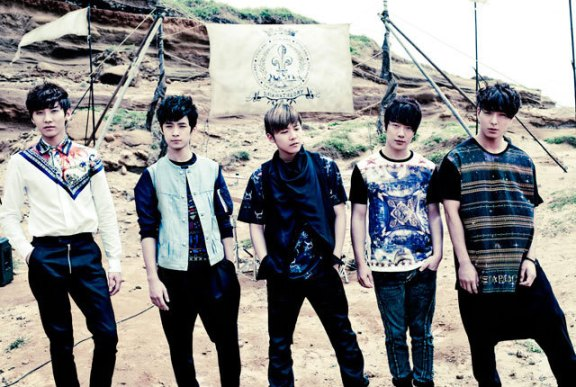News FT Island shiawatheory 11eme single japonais