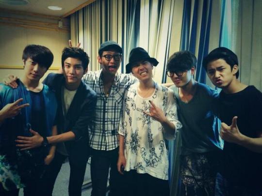 FTISLAND @ SBS Power FM Kim ChangRyul's Old School