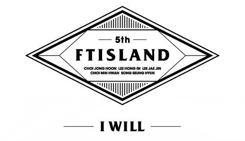 news photo FTISLAND i will album cover
