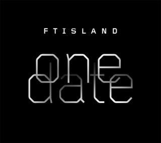 FTISLAND ONE DATE DoubleDate Album Repackage