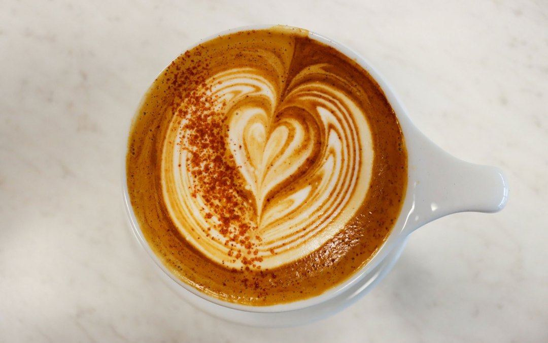 """Recipe: Reverie Coffee and Teahouse """"Mr. Hyde Mocha"""""""