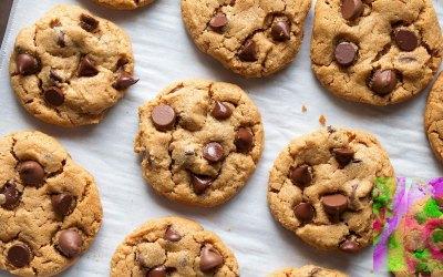 Recipe: Peanut Butter Chocolate Chunk Cookies