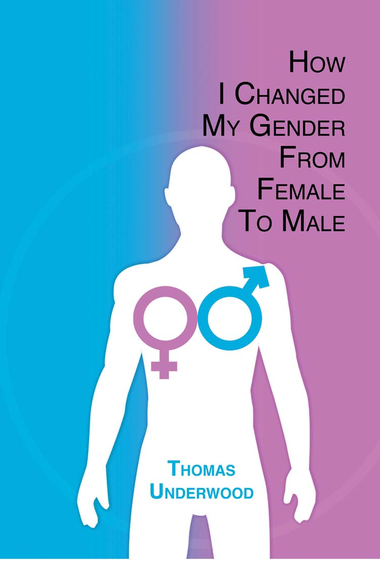 front cover how I changed my gender