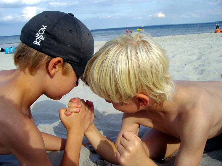 You Better Man up! Meeting Changing Expectations as You Transition Gender from Female to Male. Boys tend to have totally different childhood experiences than girls, many of which make boys stronger as they grow
