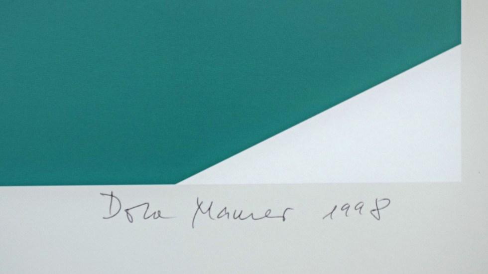 maurer signed b
