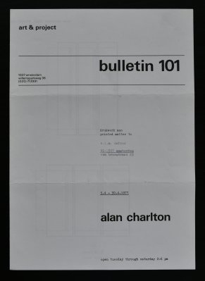 charlton bulletin 101 a