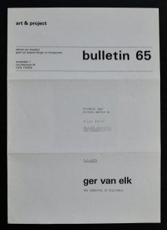elk bulletin 65 a