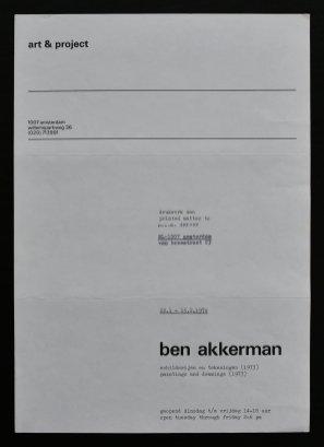 akkerman ap 1974