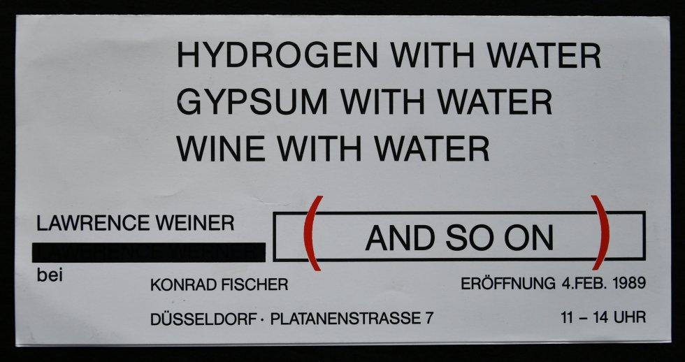 WEINER HYDRO A