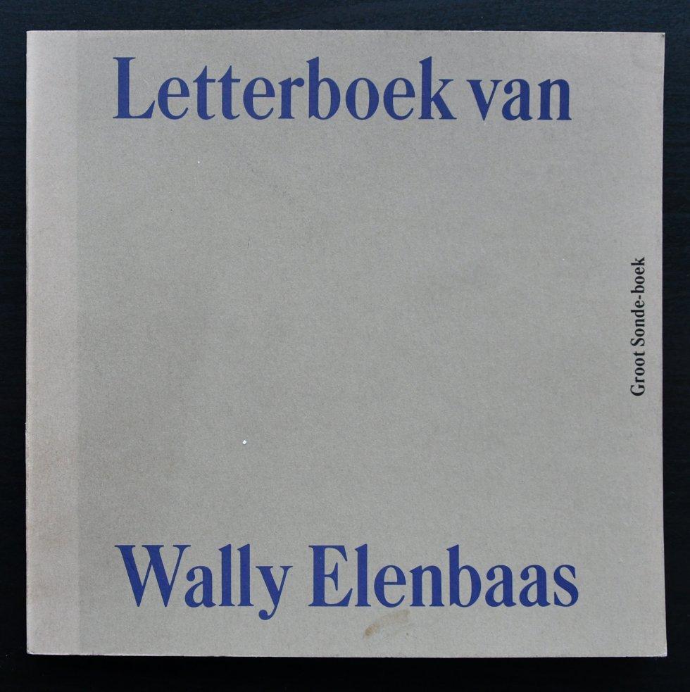 elenbaas letterboek a