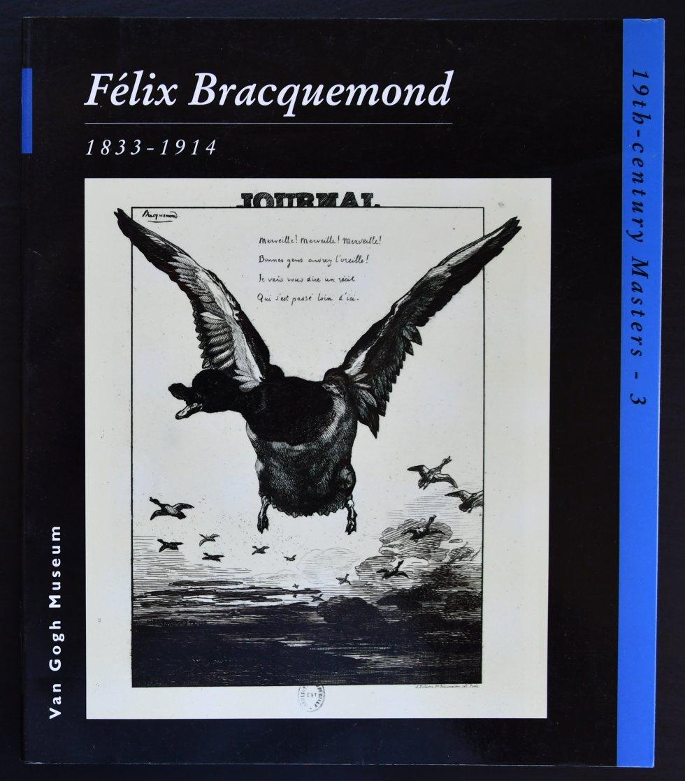 bracquemond gogh