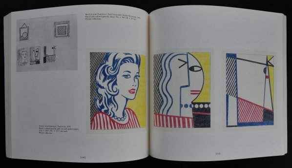 lichtenstein drawings b
