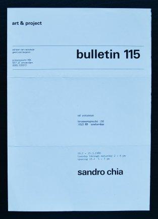 chia bulletin 115 a