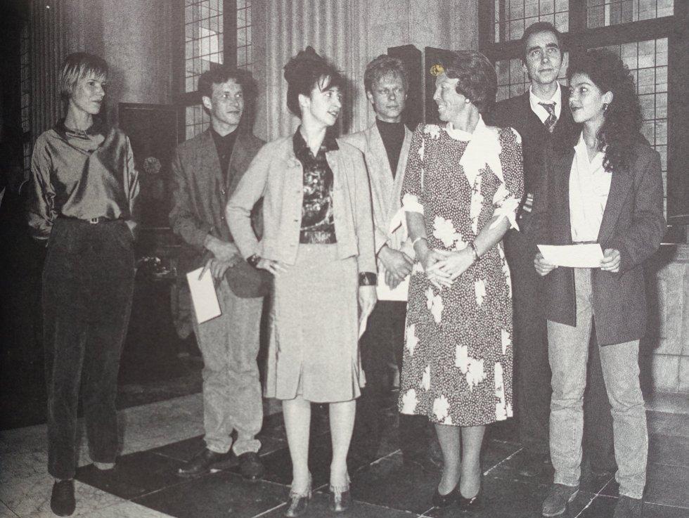 vrije foto 1987