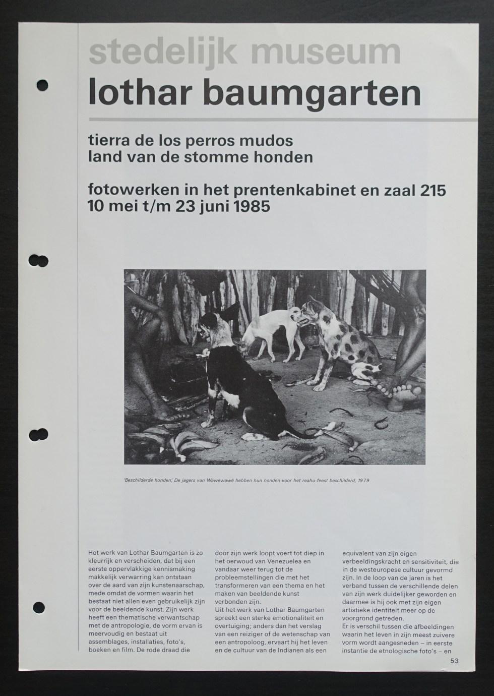 baumgarten bulletin
