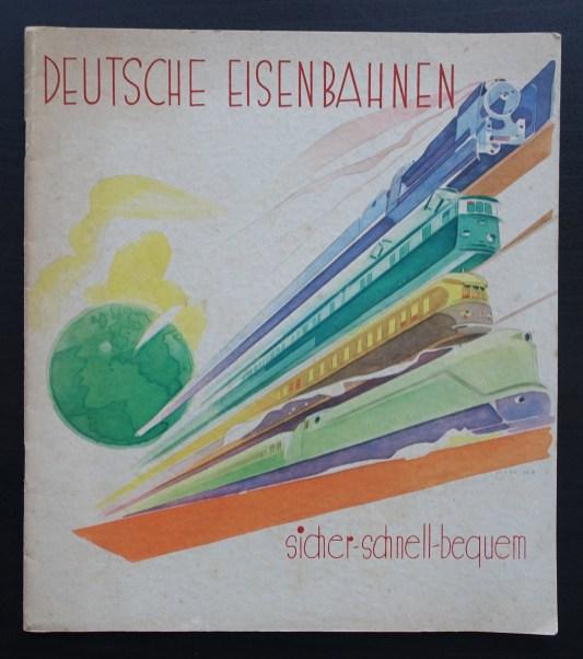 deutsche eisenbahnen a