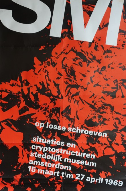 losse schroeven poster a