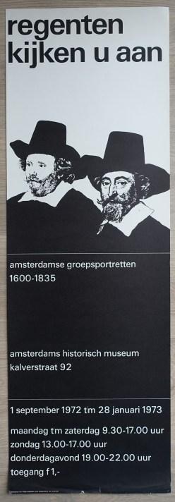 regenten poster