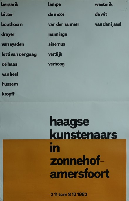 zonnehof haagse a