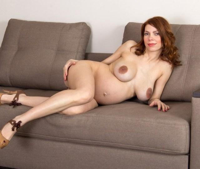 Brunette Nude Naked Breasts Boobs Rack Hooters Dark Nipples