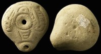 Ancient Resource: Ancient Egyptian Oil Lamps for Sale