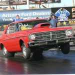 1967 Ford Falcon Sport Coupe 1 4 Mile Trap Speeds 0 60 Dragtimes Com