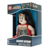 LEGO DC Super Heroes Wonder Woman Kid's Moveable