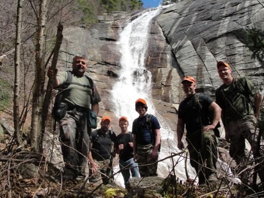 F-Troop at T-Lake Falls