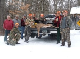 F-Troop with Leaddog's 2013 Buck
