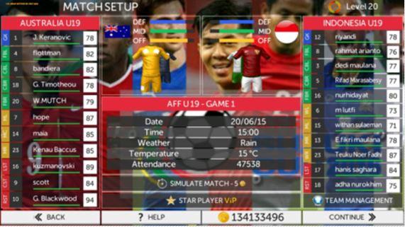FTS 18 Mod Liga Indonesia APK