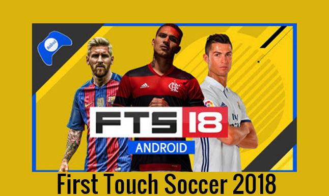 Download First Touch Soccer 2018 APK + OBB & DATA Files [FTS