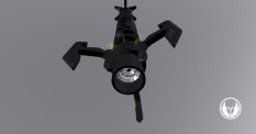 Batman Blade Plug