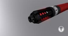 Sith Princess FTE Pommel Plug