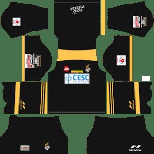 ATK Kolkata Goalkeeper Third Kit 2019